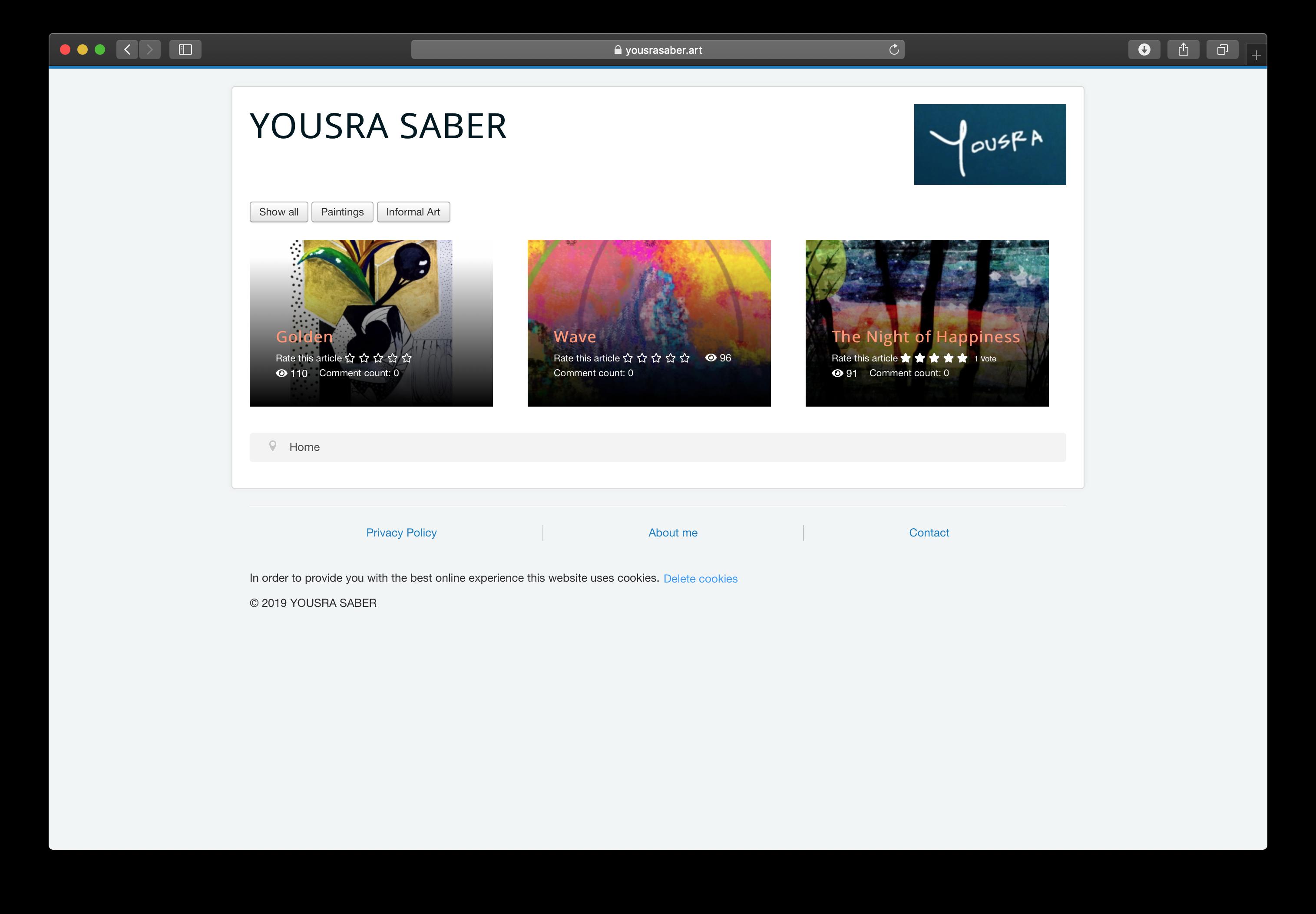 Yousra Saber